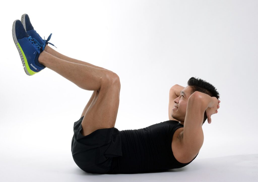 Abdominal Exercise Fitness Gym