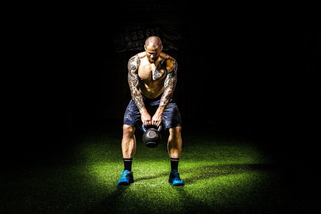 Dark Effort Exercise Fitness Gym